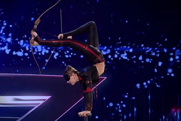 "Diana Butan la ""Românii au talent"" 2021"