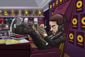 Videoclip Eminem Tone Deaf