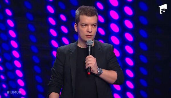 iUmor sezonul 10 standup Toma Alexandru