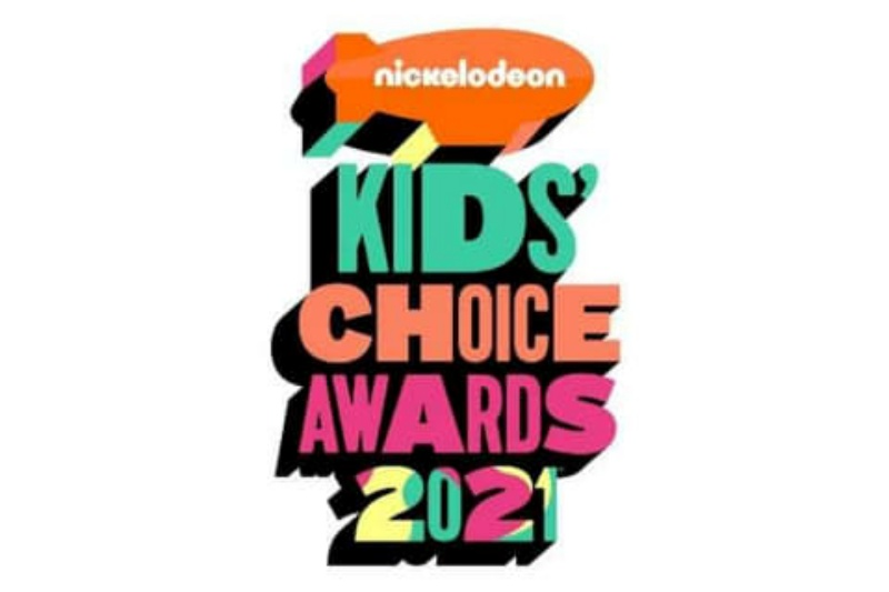 Logo Nickelodeon's Kids' Choice Awards 2021