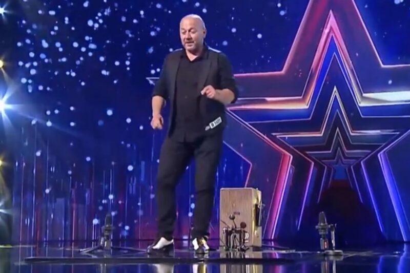"""Marius Ioniță la """"Românii au talent"""""""
