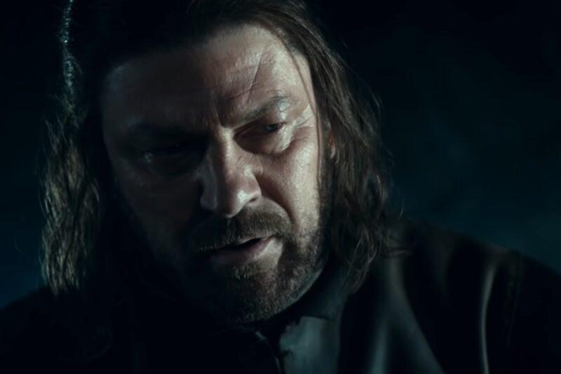"""Ned Stark în trailerul primului sezon """"Game of Thrones"""""""