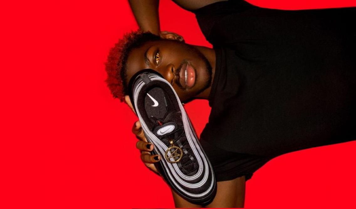 Pantofi sport Nike Satan Shoes Lil Nas X