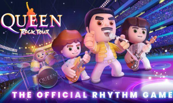 Queen Rock Tour joc mobil oficial