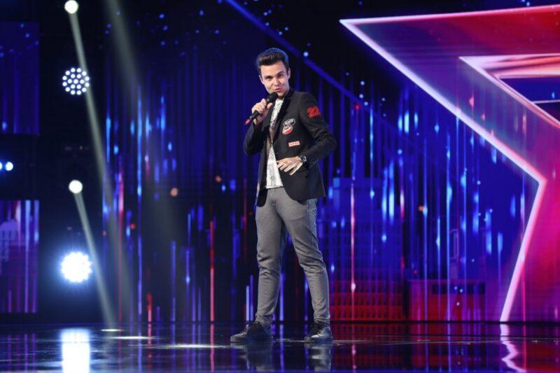 """Radu Preda la """"Românii au talent"""" 2021"""