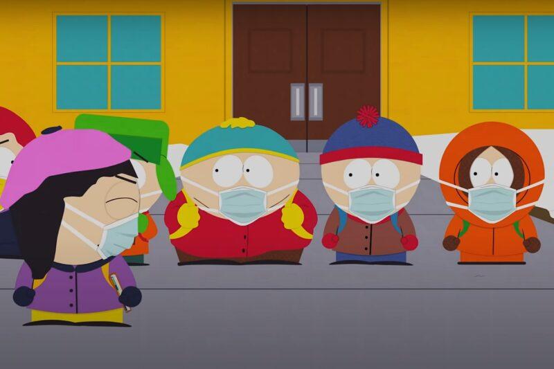 South Park, special despre vaccinul anti-COVID
