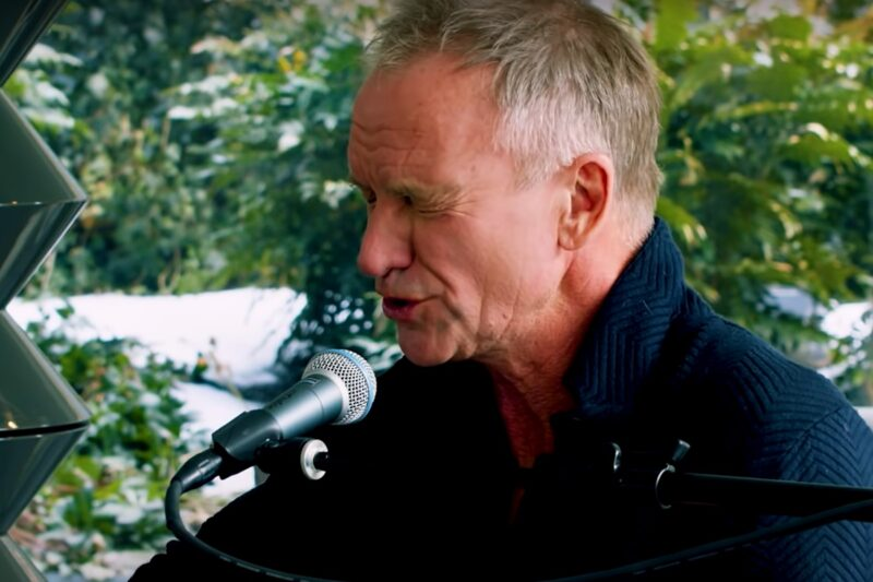 Sting: Tiny Desk (Home) Concert