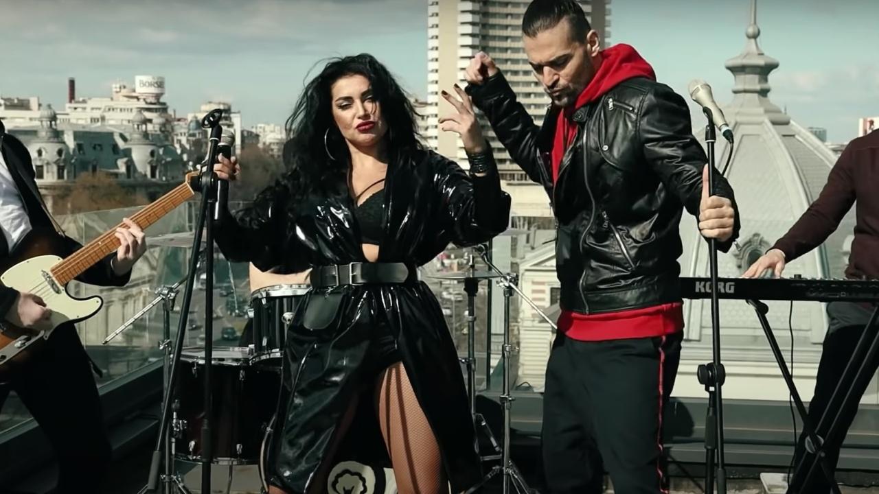 Red Parlament feat. Elena Ionescu - Numai Tu