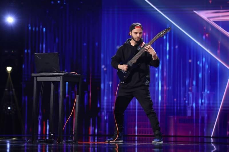 """Andrei Dragu la """"Românii au talent"""" 2021"""