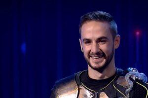 """Antoine Dupre la """"Românii au talent"""" 2021"""