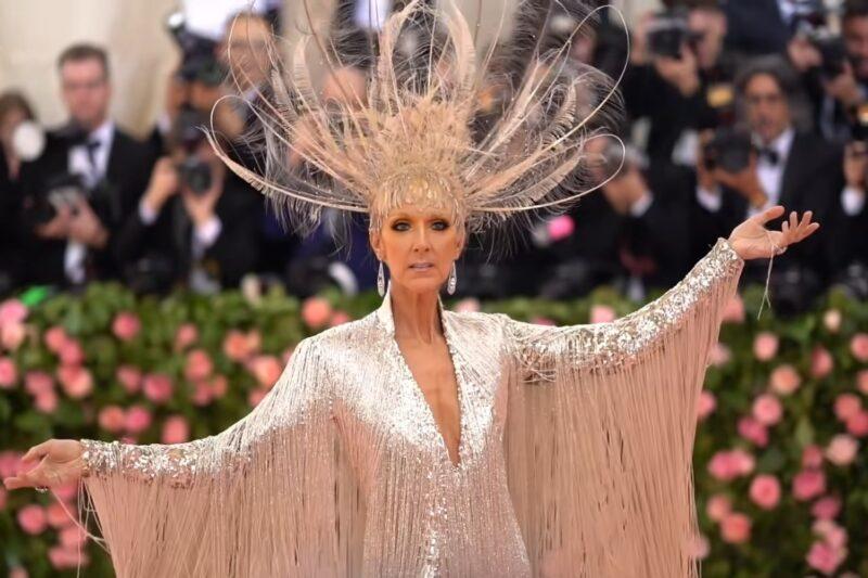 Celine Dion la Met Gala 2019