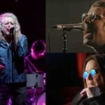 Robert Plant / Liam Gallagher / Ozzy Osbourne