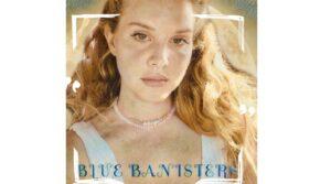 Coperta album Lana Del Rey Blue Banisters