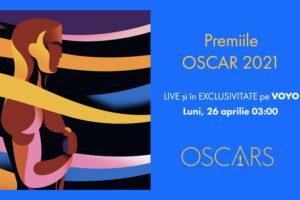 Decernarea Premiilor Oscar 2021 pe VOYO