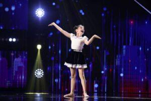 "Emma Khochaba la ""Românii au talent"" 2021"
