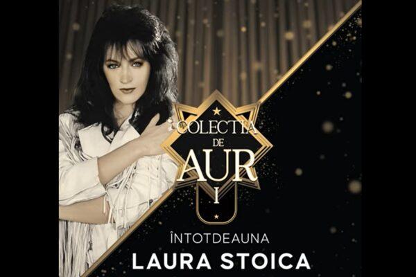 """""""Întotdeauna Laura Stoica"""", un album in memoriam"""