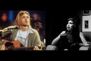 Kurt Cobain / Amy Winehouse