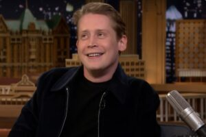 Macaulay Culkin la The Tonight Show Starring Jimmy Fallon