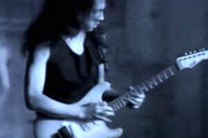 Metallica One videoclip Kirk Hammett