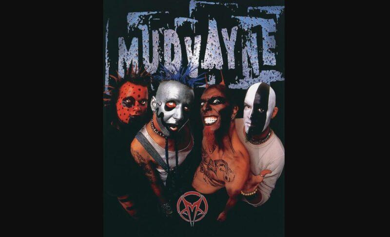 Mudvayne poster 2001