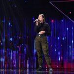 """Nathanja Volthuis la """"Românii au talent"""" 2021"""