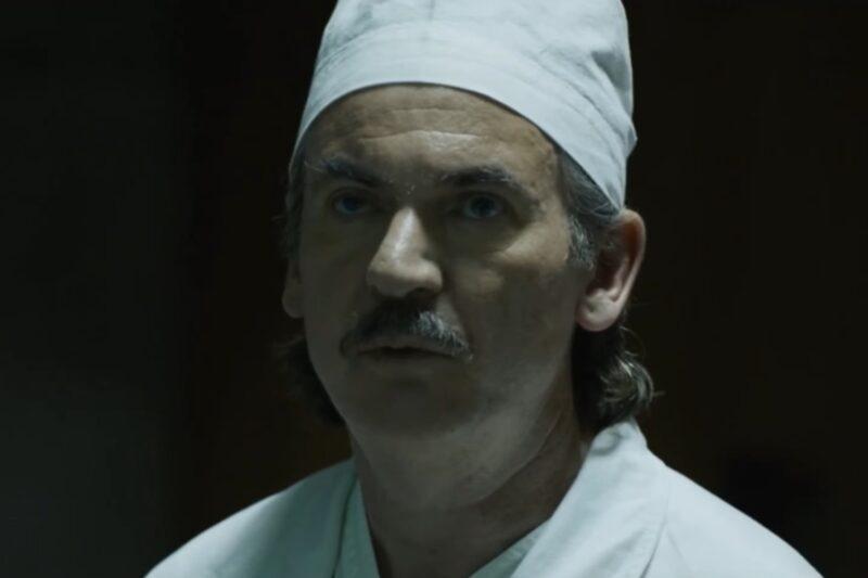 "Paul Ritter în ""Cernobîl"""