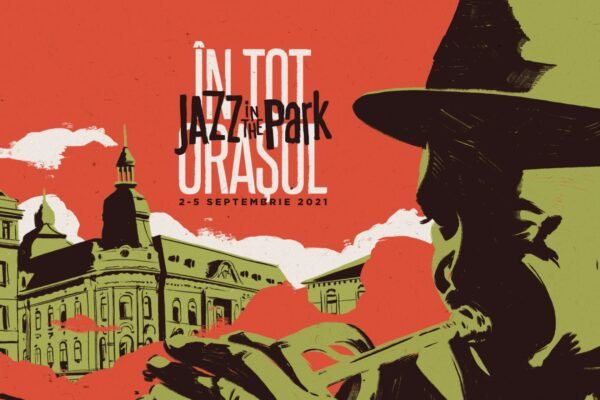 Poster Jazz in the Park 2021