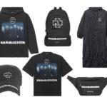 Colectie haine Rammstein Balenciaga