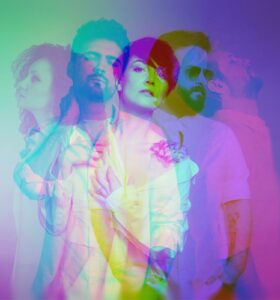 """Artwork-ul noului single Rockabella, """"Iată-ne aici"""""""