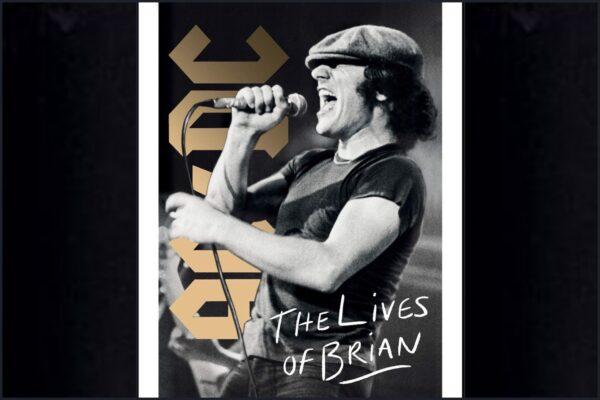 "Coperta cărții ""The Lives of Brian"""