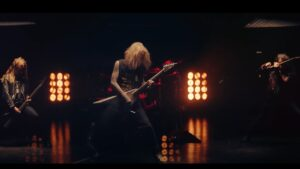 Videoclip Bodom After Midnight Paint the Sky With Blood
