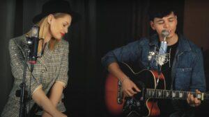 Emilian & Feli - IUB | LIVE COVER
