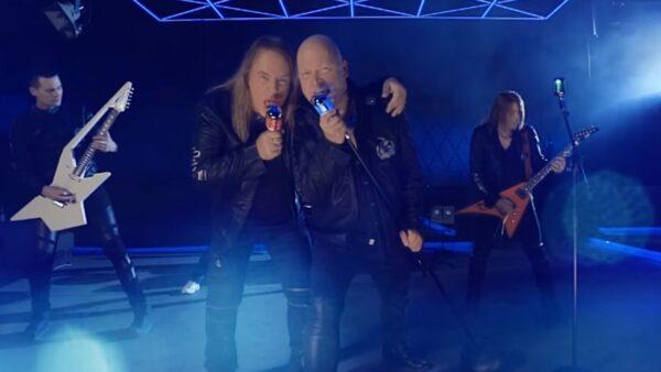 Videoclip Helloween Skyfall