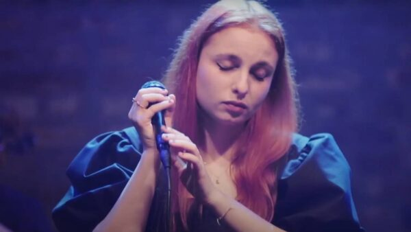 Videoclip Lucia & Muse Quartet - bounds