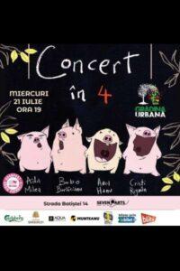 Ada Milea | Concert în 4