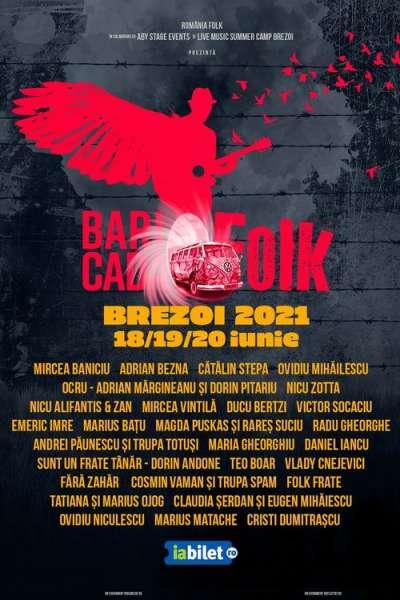 Poster eveniment Baricada FOLK 54