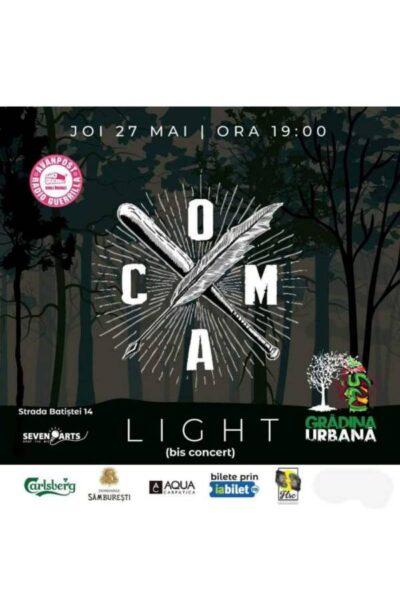 Poster eveniment Coma Light