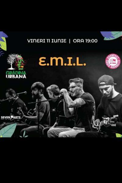 Poster eveniment E.M.I.L.