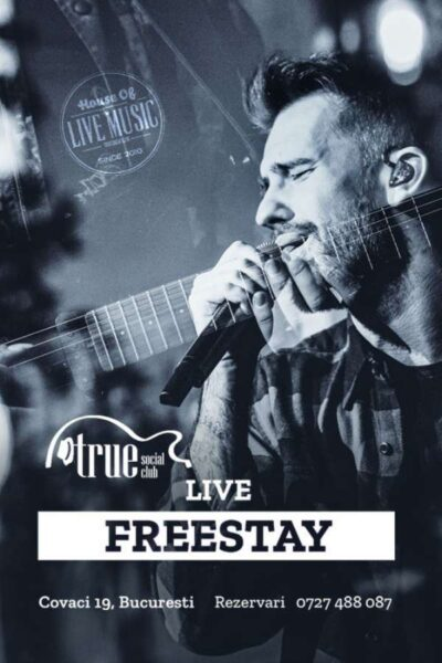 Poster eveniment FreeStay