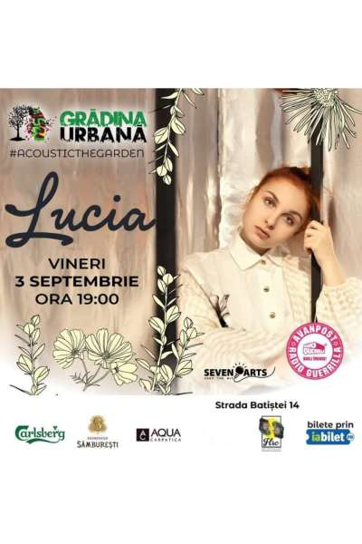 Poster eveniment Lucia