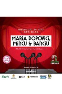 Maria Popovici | Mincu | Banciu