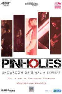 Overground Showroom: Pinholes