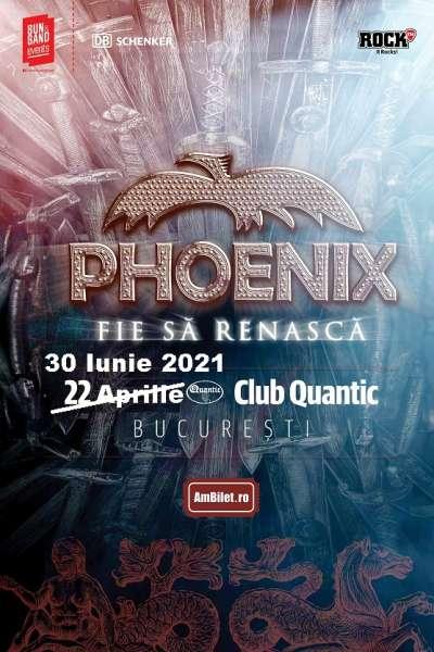 Poster eveniment Phoenix