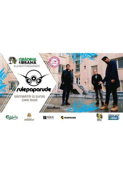 Poster eveniment Șuie Paparude