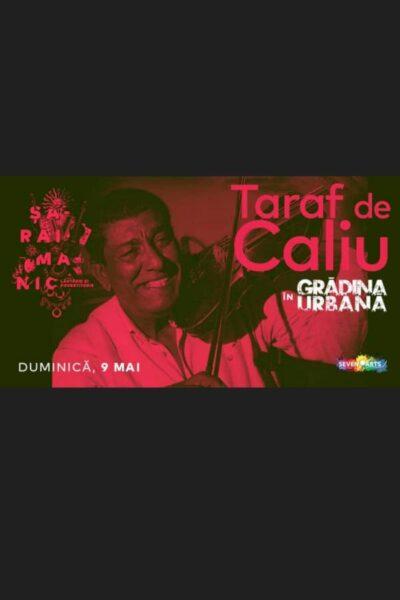 Poster eveniment Taraf de Caliu