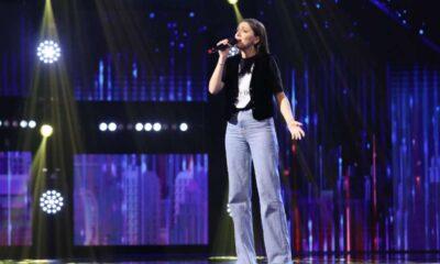 """Andreea Manasia la """"Românii au talent"""" 2021"""