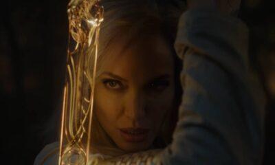 "Angelina Jolie în ""Eternals"""