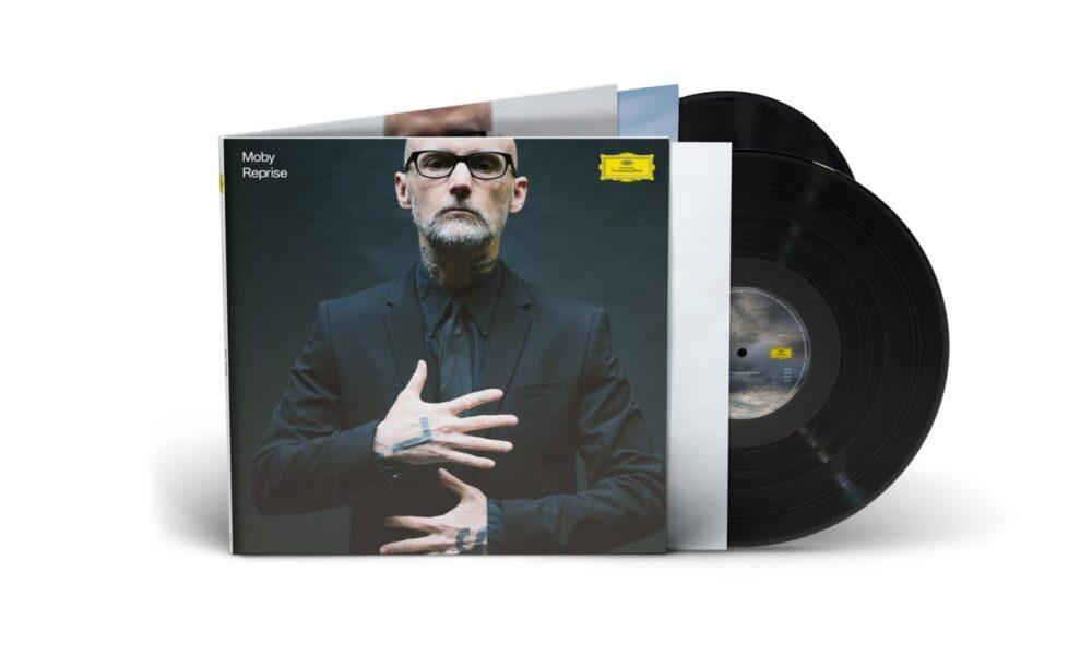Coperta album Moby Reprise
