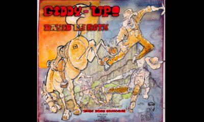 Coperta single David Lee Roth Giddy Up