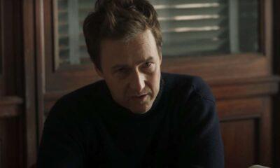 "Edward Norton în trailerul filmului ""Motherless Brooklyn"""